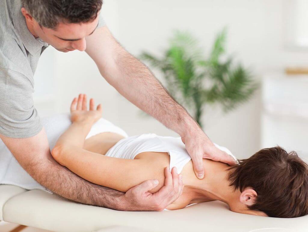 المساج العلاجي Medical Massage
