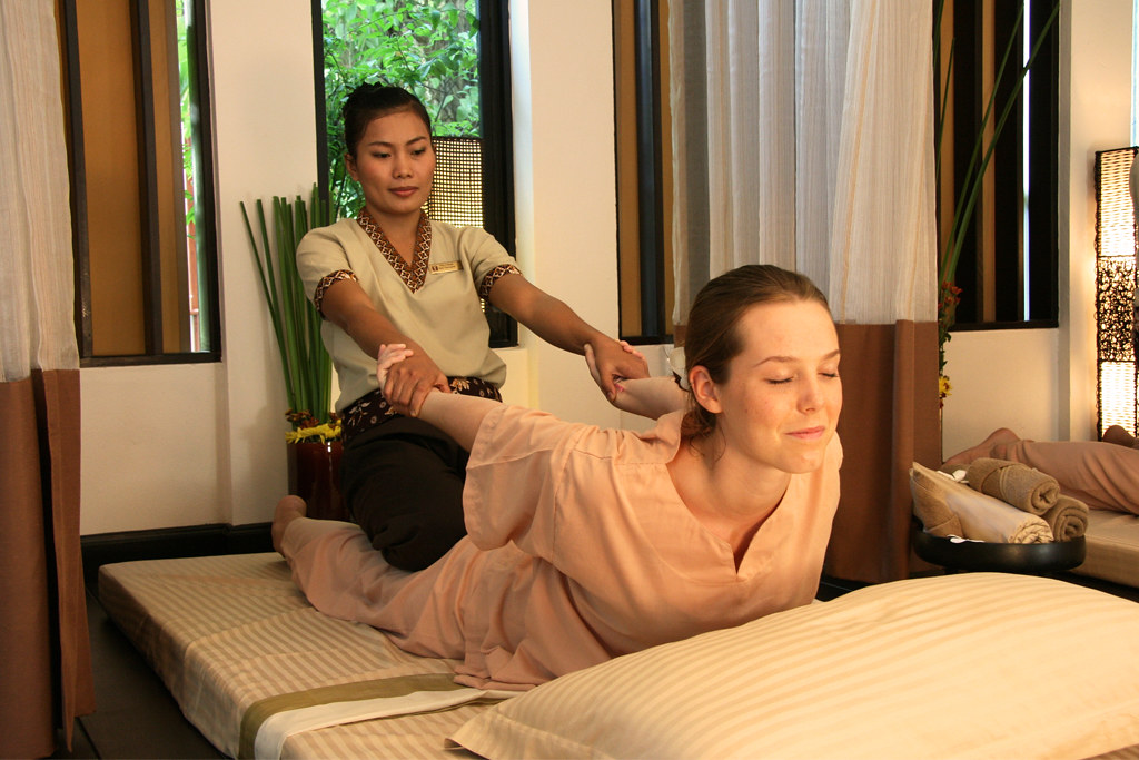 Thai massage in cairo